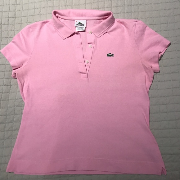 a76156d650 Classic fit Lacoste polo shirt. Size 40 (6).